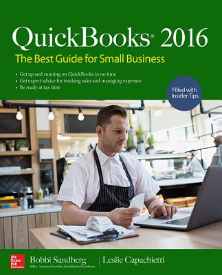 QuickBooks 2016: The Best Guide for Small Business Cover Image