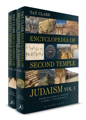 T&t Clark Encyclopedia of Second Temple Judaism Volumes I and II Cover Image