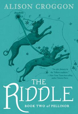 The Riddle: Book Two of Pellinor (Pellinor Series) Cover Image