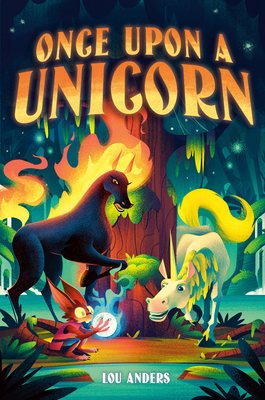 Once Upon a Unicorn Cover Image
