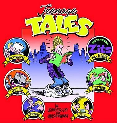 Teenage Tales (Zits Sketchbook #8) Cover Image