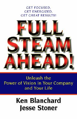 Cover for Full Steam Ahead!