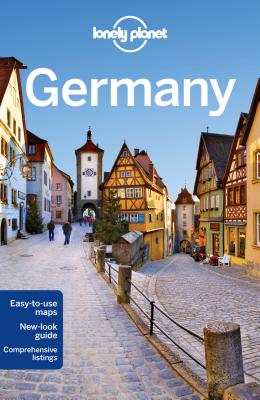 Lonely Planet Germany Cover Image