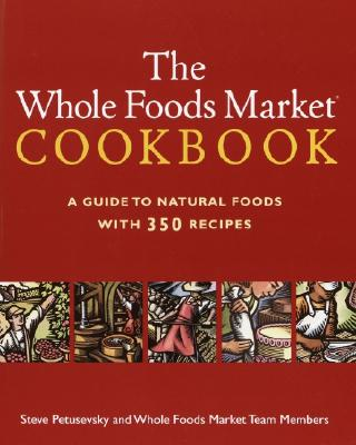 The Whole Foods Market Cookbook Cover