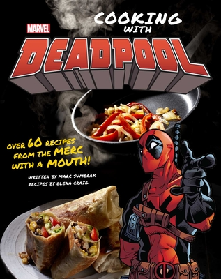 Marvel Comics: Cooking with Deadpool Cover Image