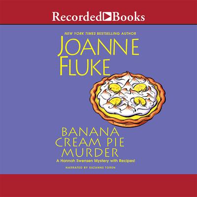 Banana Cream Pie Murder (Hannah Swensen Mysteries #21) Cover Image