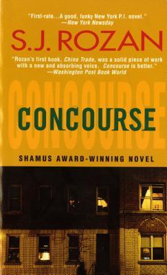 Concourse: A Bill Smith/Lydia Chin Novel Cover Image