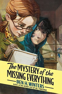 The Mystery of the Missing Everything Cover
