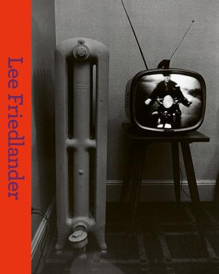 Lee Friedlander Cover Image