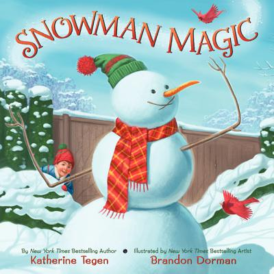Snowman Magic Cover