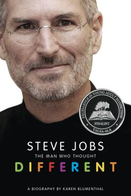 Steve Jobs: The Man Who Thought Different Cover Image