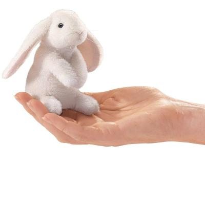 Finger Puppet Mini Lop Ear Rab Cover Image