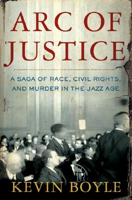 Arc of Justice Cover
