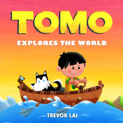 Tomo Explores the World Cover