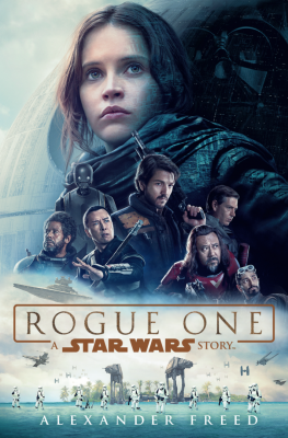 Rogue One: A Star Wars Story cover image