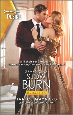 Slow Burn: A Sensual Second-Chance Romance Cover Image