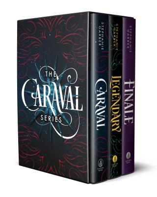 Caraval Boxed Set: Caraval, Legendary, Finale Cover Image
