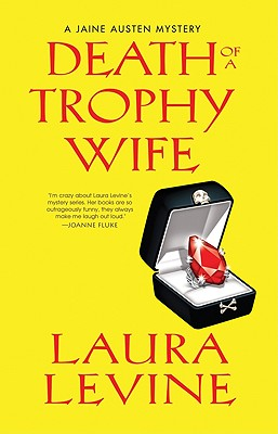 Death of a Trophy Wife (A Jaine Austen Mystery #9) Cover Image