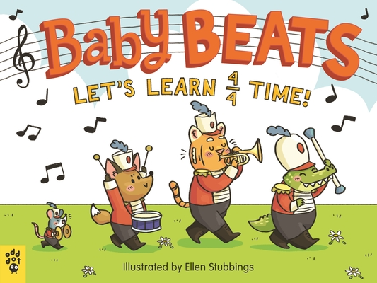 Baby Beats: Let's Learn 4/4 Time! Cover Image