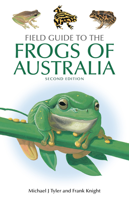 Field Guide to the Frogs of Australia Cover Image