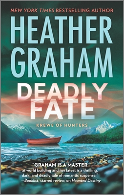 Deadly Fate: A Paranormal, Thrilling Suspense Novel (Krewe of Hunters #19) Cover Image