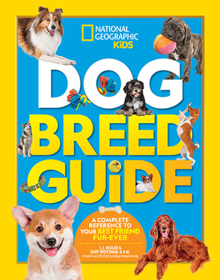 Dog Breed Guide: A complete reference to your best friend fur-ever Cover Image