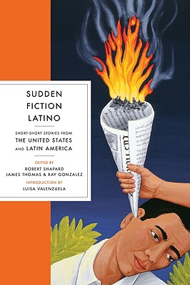 Sudden Fiction Latino Cover