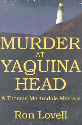 Murder at Yaquina Head Cover