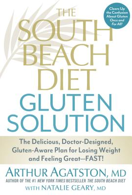 The South Beach Diet Gluten Solution Cover