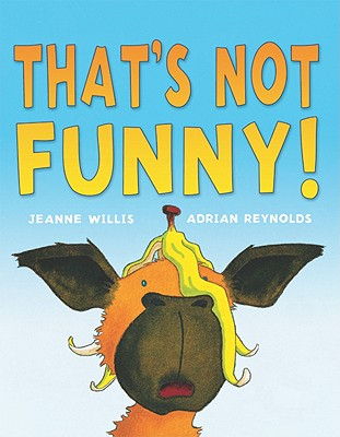 That's Not Funny! Cover