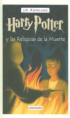 Harry Potter y las Reliquias de la Muerte = Harry Potter & the Deathly Hallows Cover Image