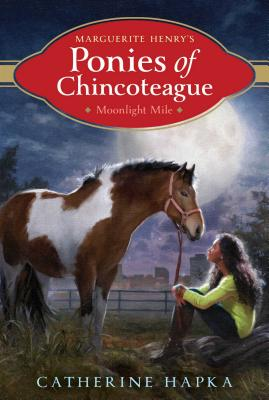 Cover for Moonlight Mile (Marguerite Henry's Ponies of Chincoteague #4)