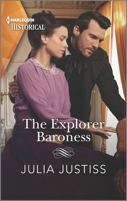 The Explorer Baroness Cover Image