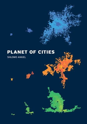 Planet of Cities Cover Image