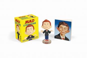 Alfred E. Neuman: Mini Bobblehead Kit (RP Minis) Cover Image