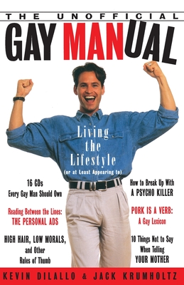 The Unofficial Gay Manual Cover