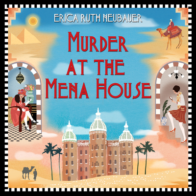 Murder at the Mena House Cover Image