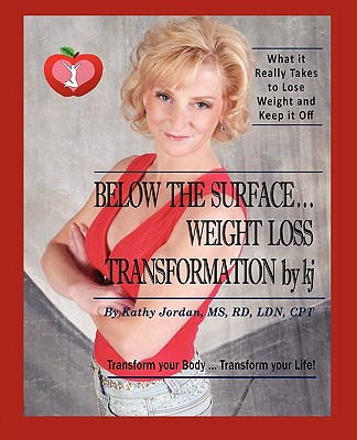 Below the Surface ... Weight Loss Transformation by KJ Cover