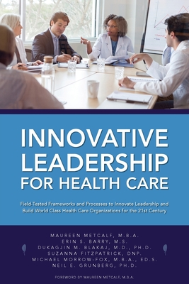 Innovative Leadership for Health Care Cover Image