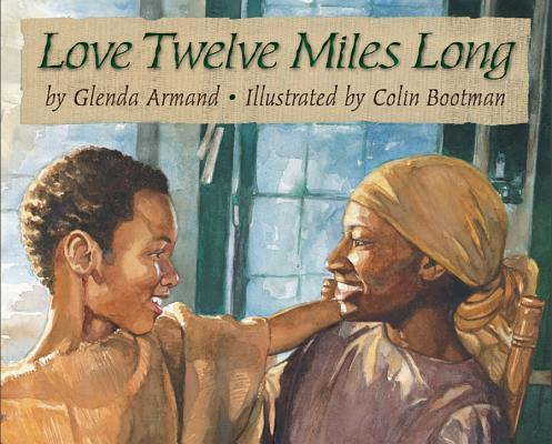 Love Twelve Miles Long Cover Image