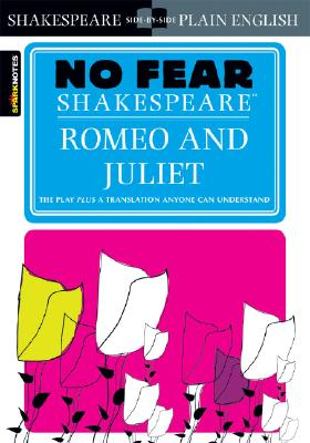 No Fear Romeo and Juliet book cover