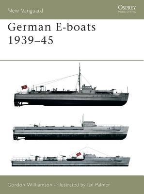 German E-Boats 1939 45 Cover