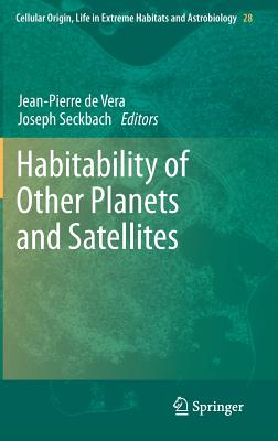 Habitability of Other Planets and Satellites (Cellular Origin #28) Cover Image