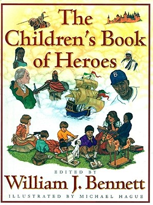 The Children's Book of Heroes Cover Image