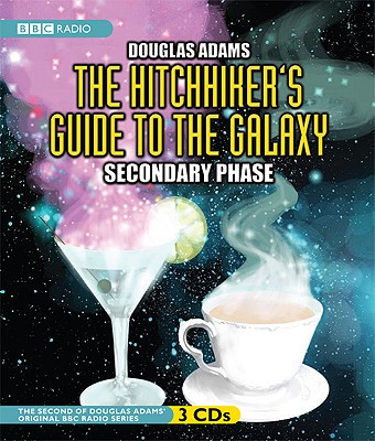 The Hitchhiker's Guide to the Galaxy: Secondary Phase Cover Image