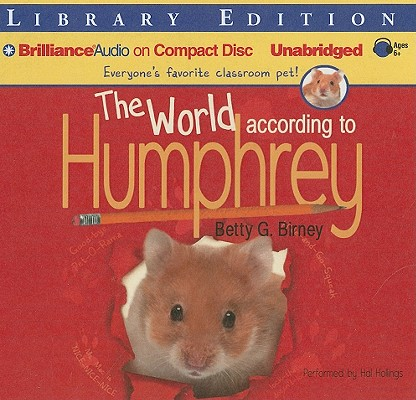 The World According to Humphrey (Humphrey (Audio) #1) Cover Image
