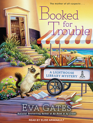 Booked for Trouble (Lighthouse Library Mystery #2) Cover Image