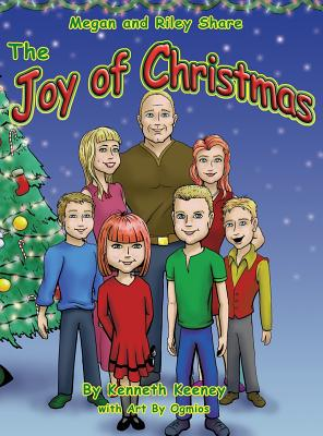 Megan and Riley Share the Joy of Christmas Cover Image