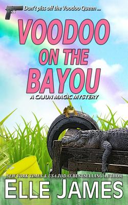 Cover for Voodoo on the Bayou