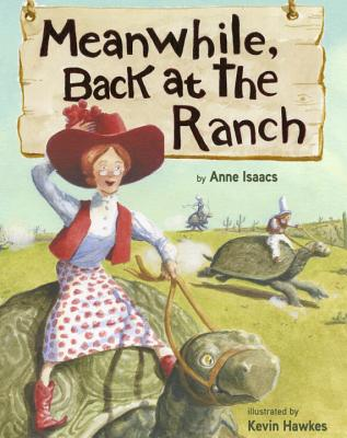 Meanwhile, Back at the Ranch Cover